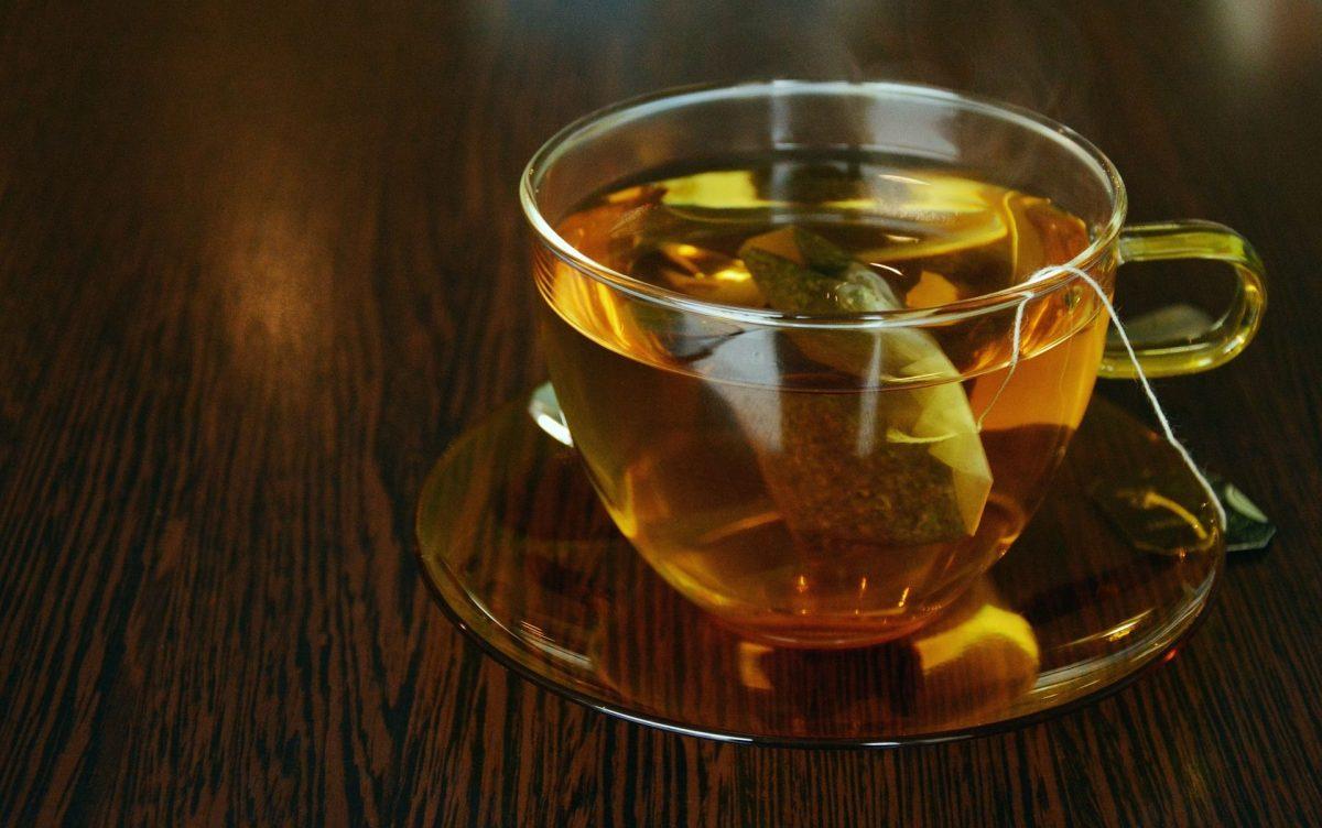 Besser Bio-Tee für eine Tasse Auszeit