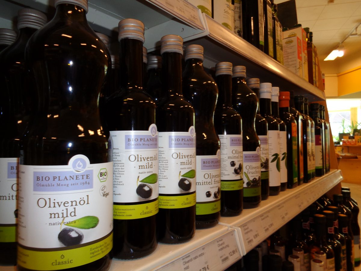 Der Olivenöl-Skandal