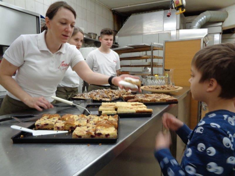 100 Jahre Bäckerei Imhof in Nürnberg