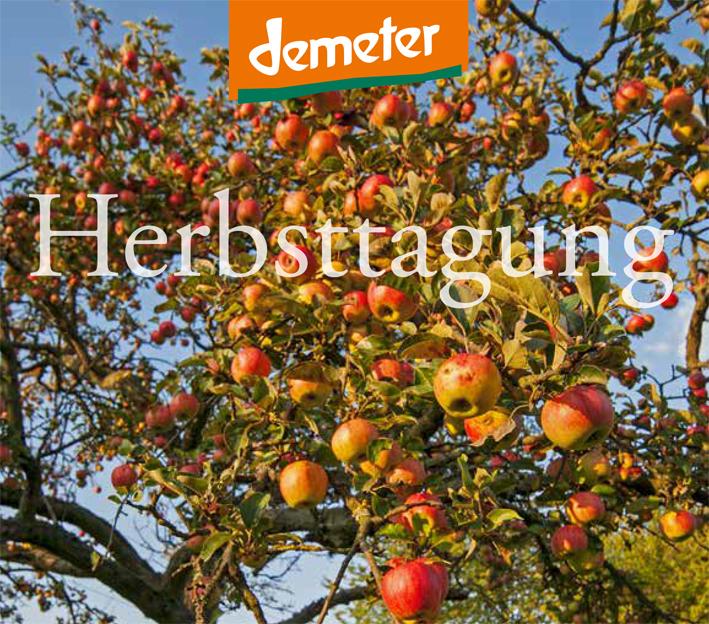 Rückblick Demeter Herbsttagung