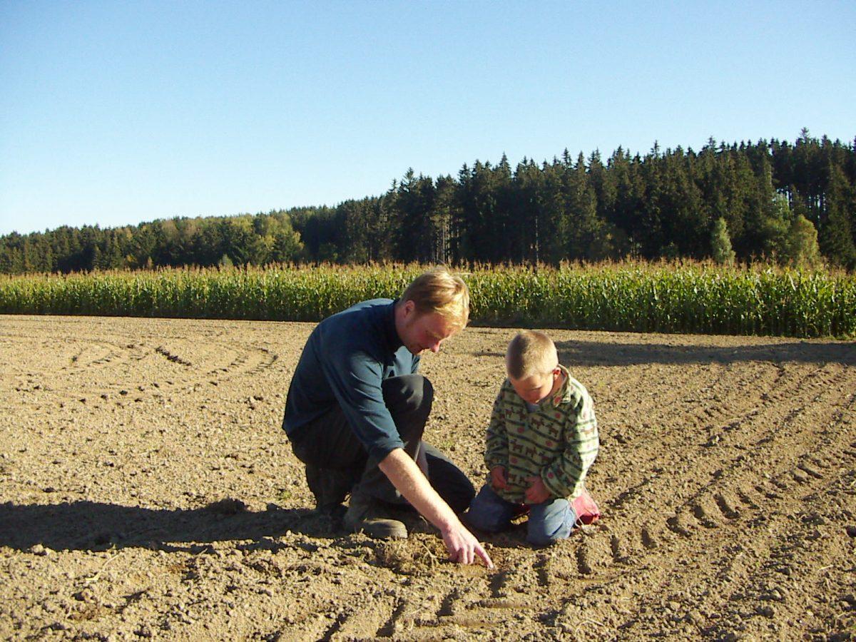 Kann die Bundesregierung die die kleinbäuerliche Landwirtschaft retten?
