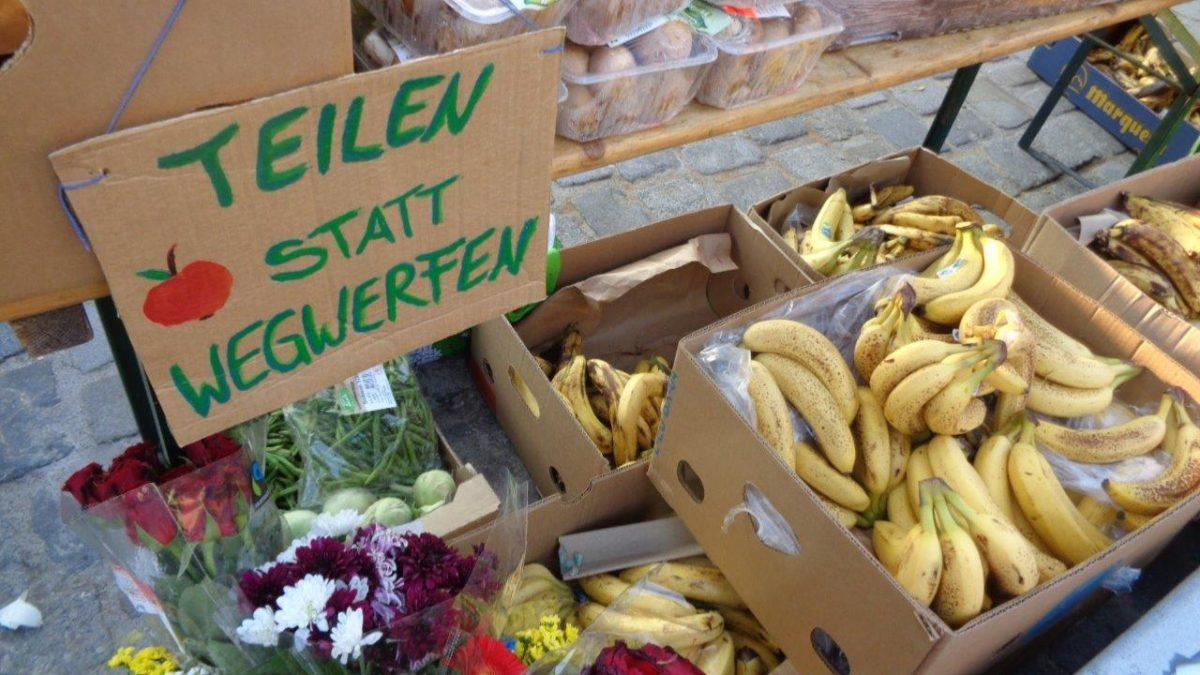Deutschland rettet Lebensmittel – der Bio-Verbraucher e.V. macht mit