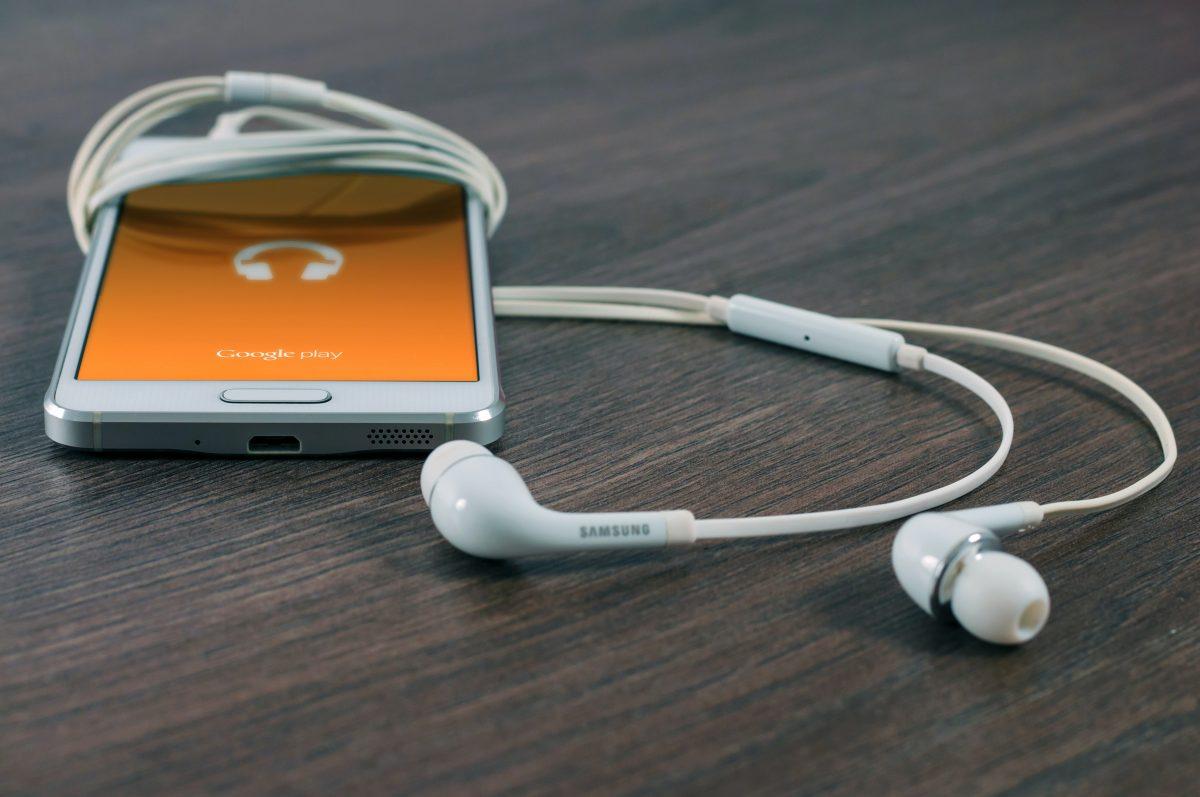 Auf die Umwelt hören: Podcasts